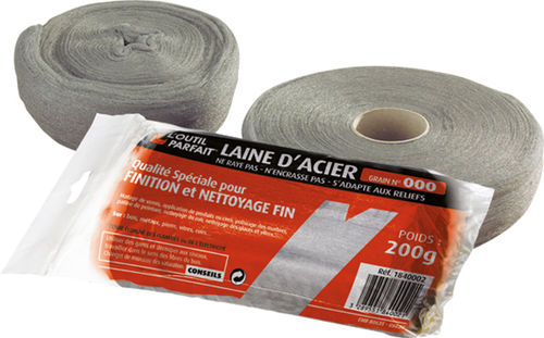 laine acier abrasifs manuels abrasifs abrasifs d capants nettoyants. Black Bedroom Furniture Sets. Home Design Ideas