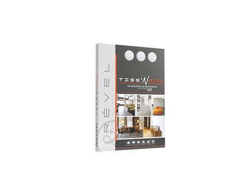 tiss 39 n r no toiles de verre et intiss s peindre. Black Bedroom Furniture Sets. Home Design Ideas